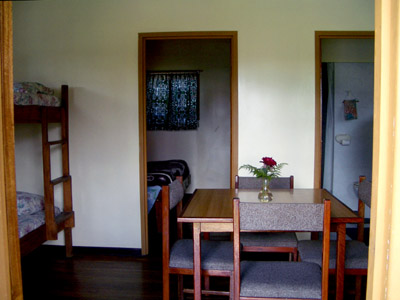 Bungalow interior