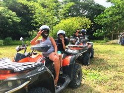 Jungle ATV Adventure Ride